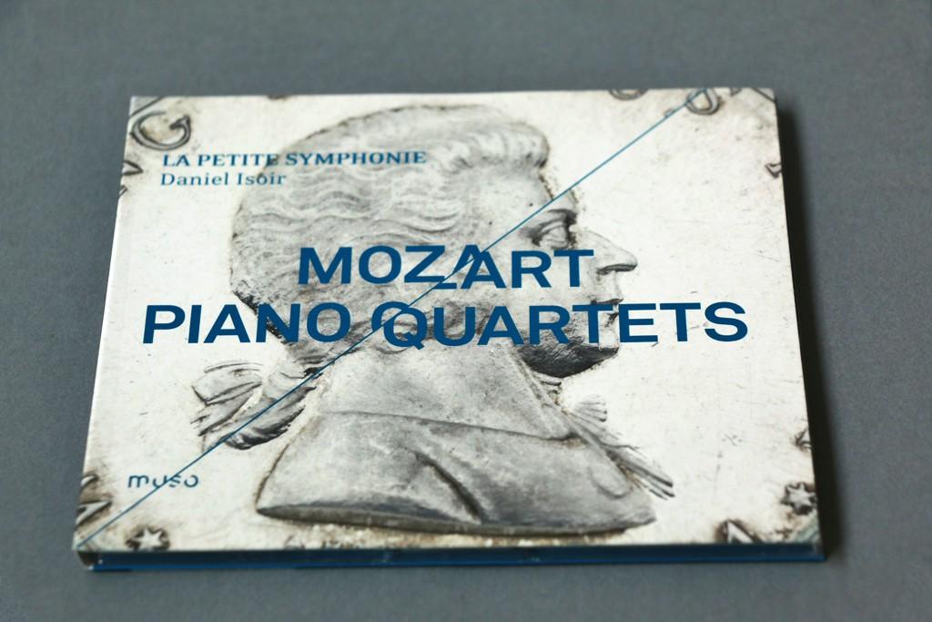 Muso - Mozart - piano quartets