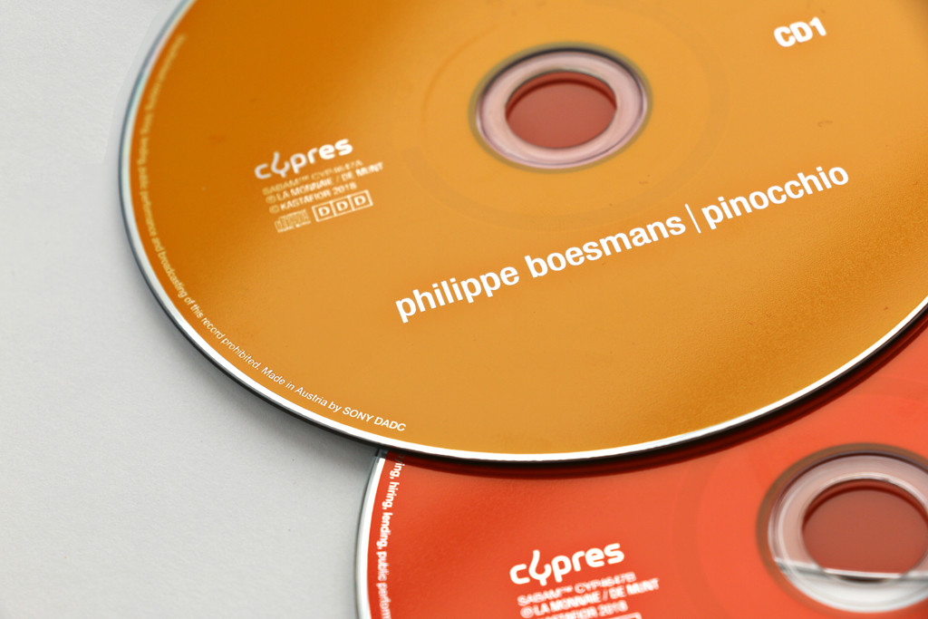 Cypres — Philippe Boermans — Pinocchio