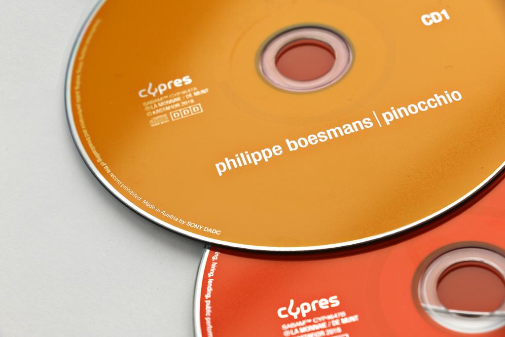 Cypres — Philippe Boermans — Pinocchio
