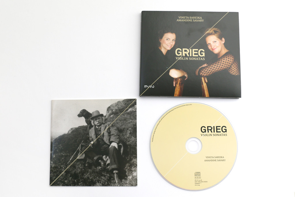Muso — Grieg violin sonata