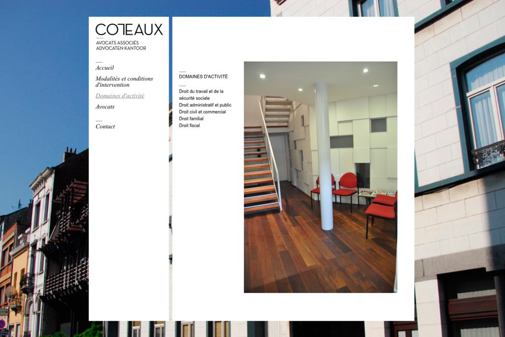 Coteaux — Avocats associés — http://www.coteaux.be