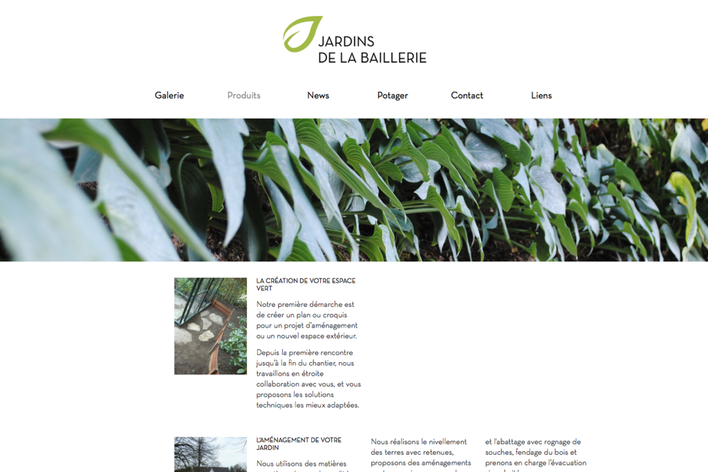 Jardin de la baillerie — http://www.jardinsdelabaillerie.be/