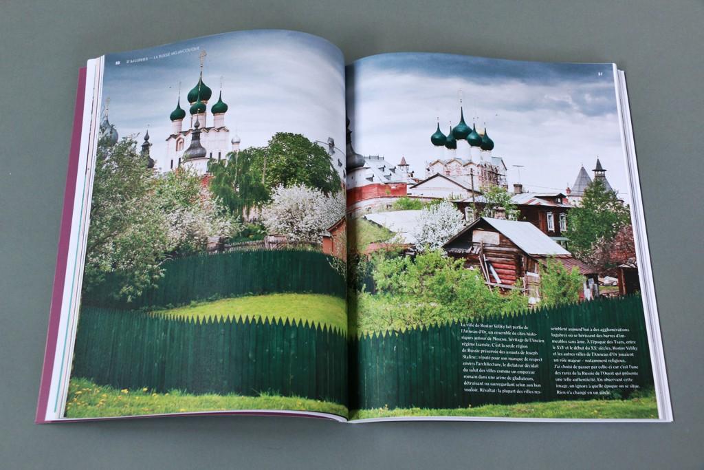 24hO1 #7 -La Russie mélancolique - Photo : Didier Bizet - Texte : Didier Bizet, Quentin Jardon