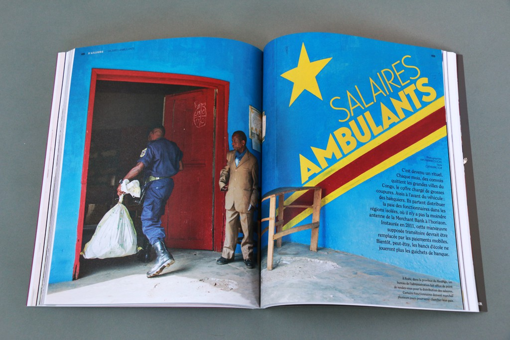 24hO1 #7 - Salaires Ambulant - Photo : Kris Pannecoecke - Texte : Catherine Joie