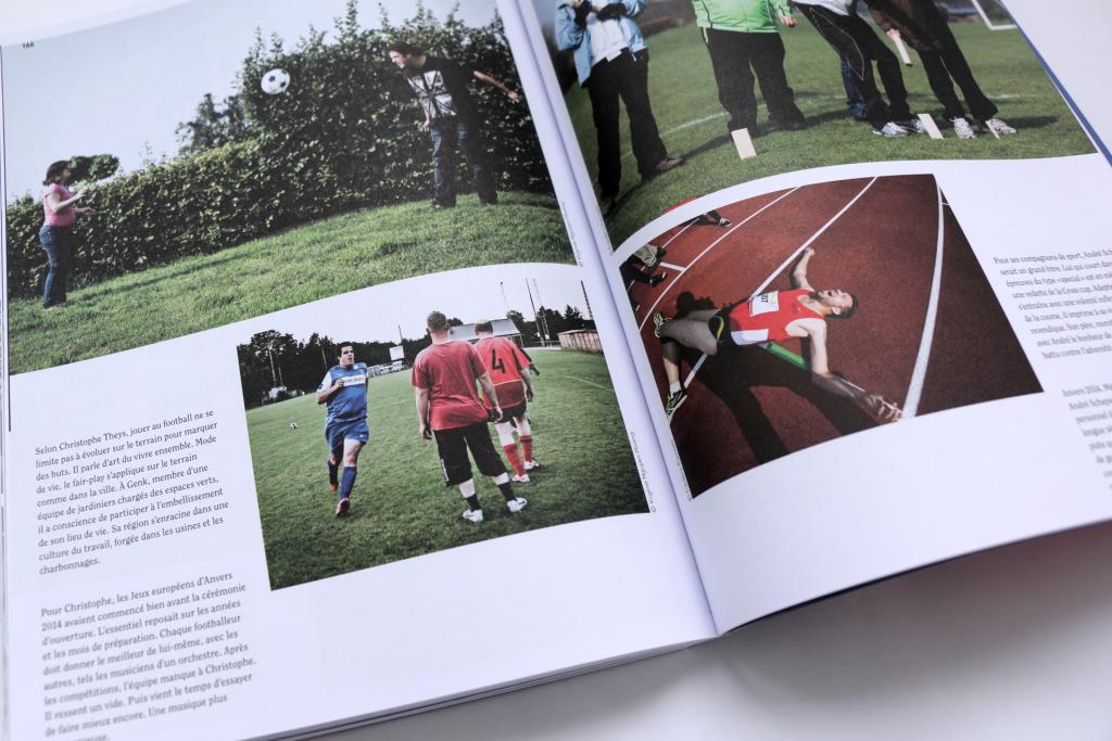 24h01 N°6 — Article : Les athlètes de l'ombre — Textes : Marcel Leroy. Photographies : Collectif
