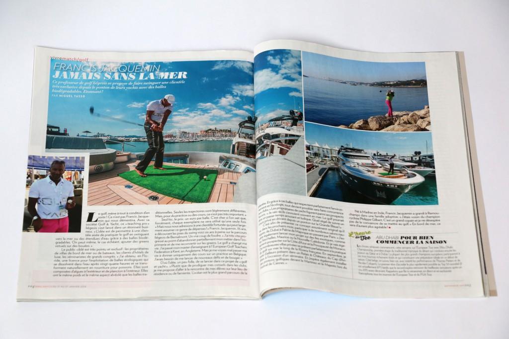 Paris Match Belgique, textes Miguel Tasso, photos Cyril Charpin et Bernard Van Poucke