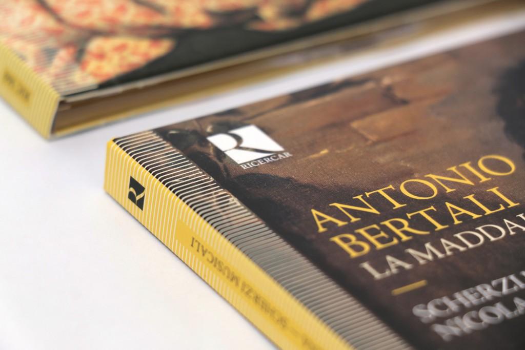 Ricercar — La maddalena (détail) — Antonio Bertali