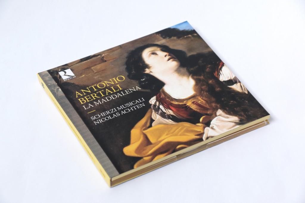 Ricercar — La maddalena — Compositeur : Antonio Bertali — Peinture : Giovanni Francesco Barbieri, detto Guercino, Maria Magdalena