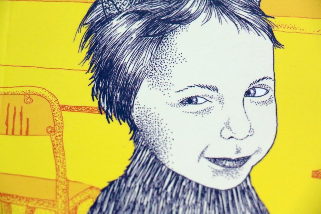 24h01 #8 - couverture (détail) Illustration : Celia Calois
