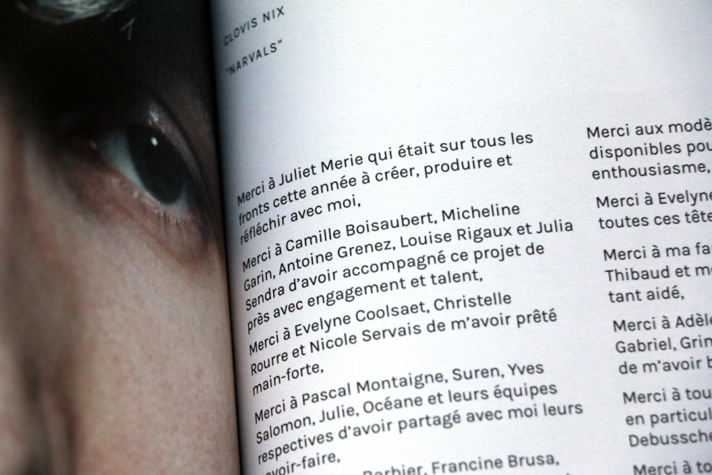La Cambre SHOW17 — Photographie : Pierre Debusschere