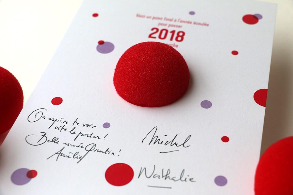 Mpoint - Carte de voeux 2018