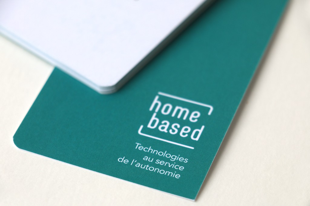 Home based - Logo