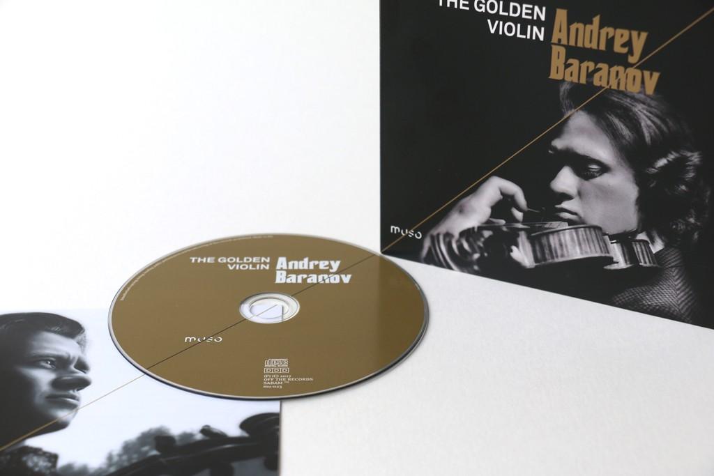 Muso — The Golden Violin Muso — Andrey Baranov