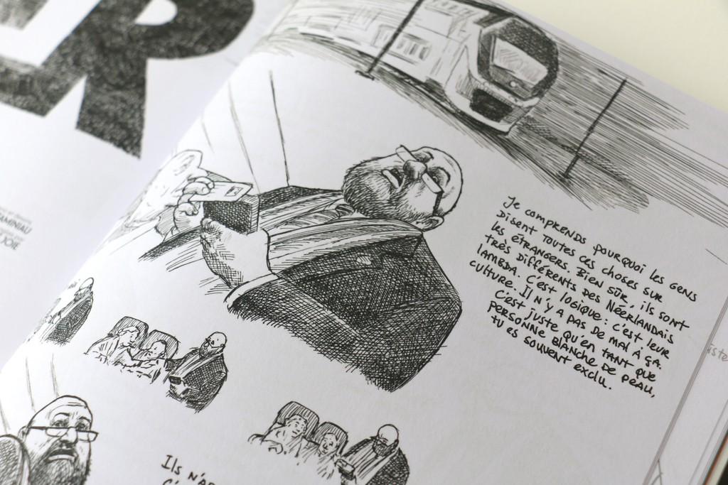 24h01 #10 — Dessin et scénario Aart Taminiau