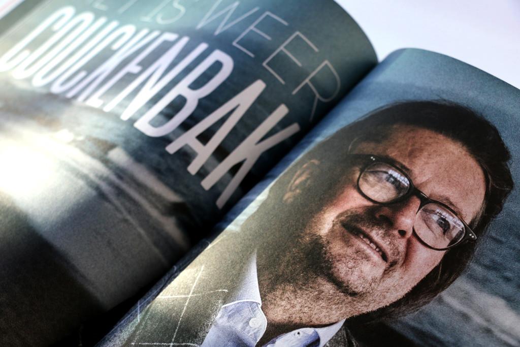 Wilfried n°3 — Het is weer Coeckenbak — Texte : Matthias M.R. Declercq — Photographie : Tim Dirven