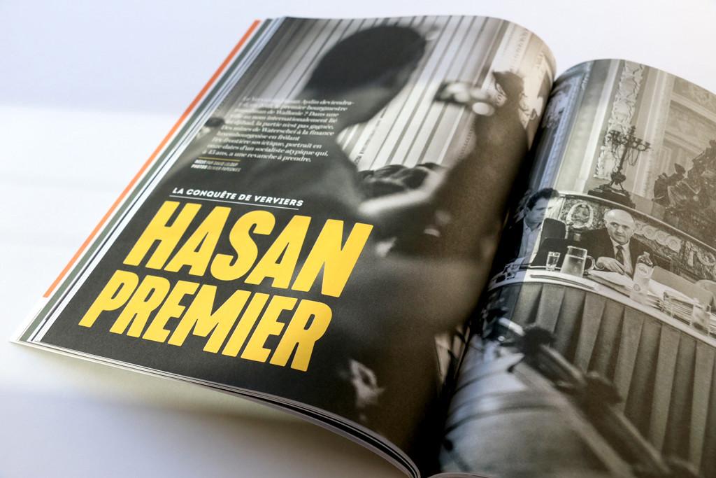 Wilfried n°3 — Hasan Premier — Texte : David Leloup — Photographie : Olivier Papegnies