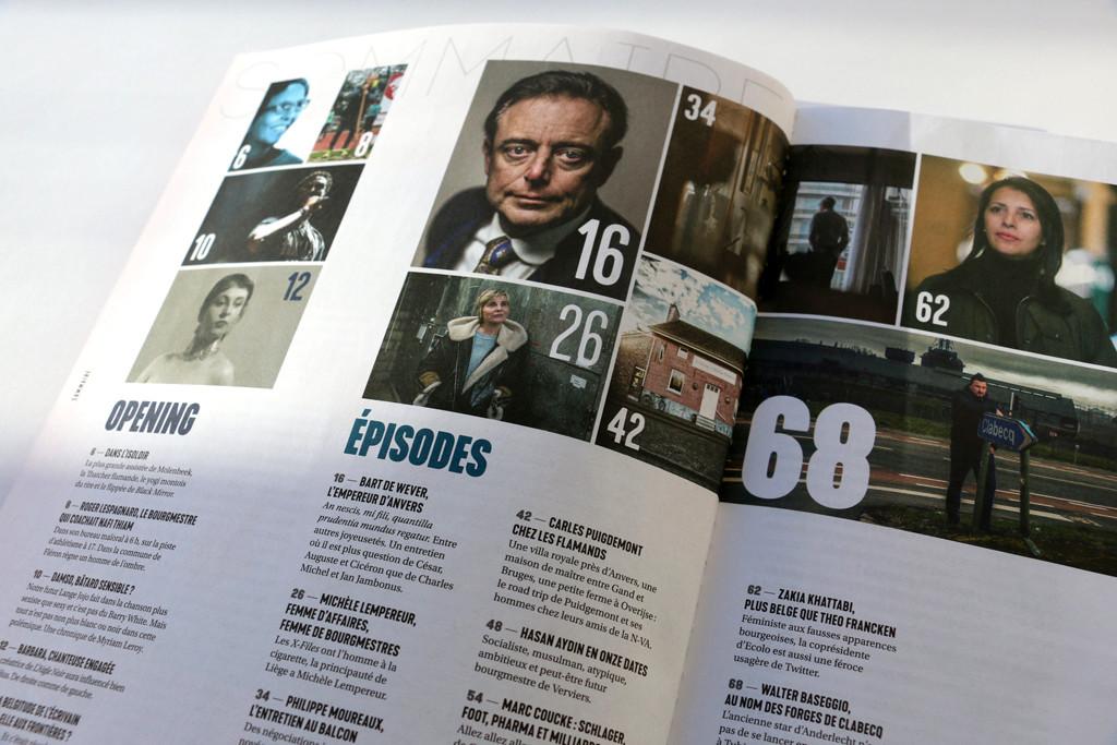 Wilfried n°3 — Sommaire