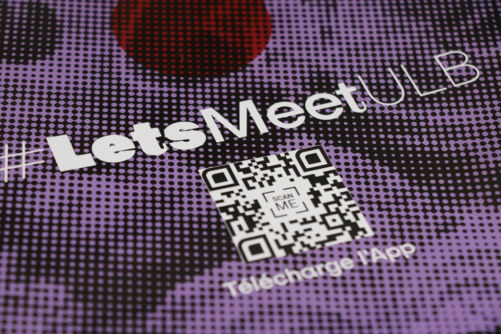 Let's Meet — Détail affiche