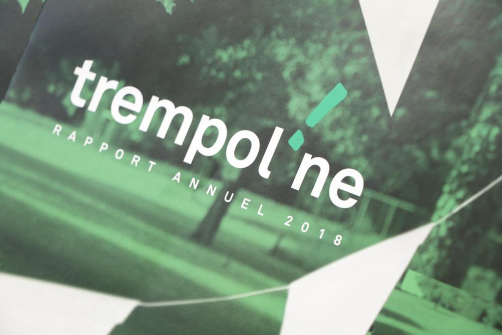 Trempoline — Rapport de l'année 2018