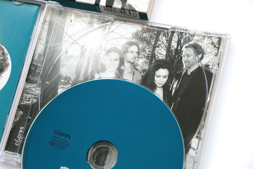 Still Schubert — Quatuor Alfama —Albane Carrère