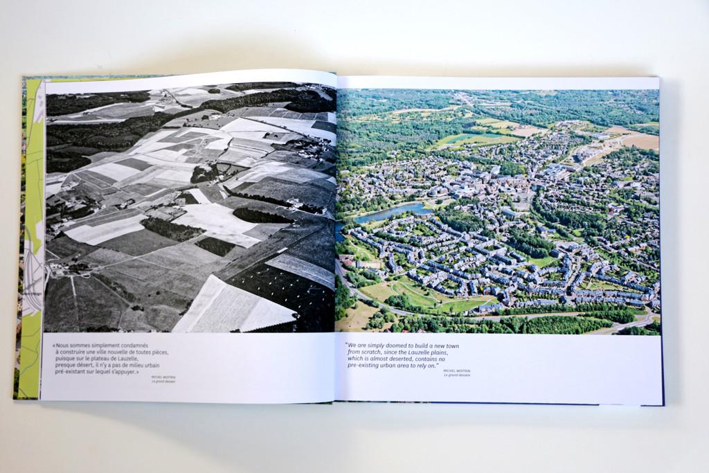 Photographies de Simon Schmitt, textes de Dominique Costermans et Philippe Piette.