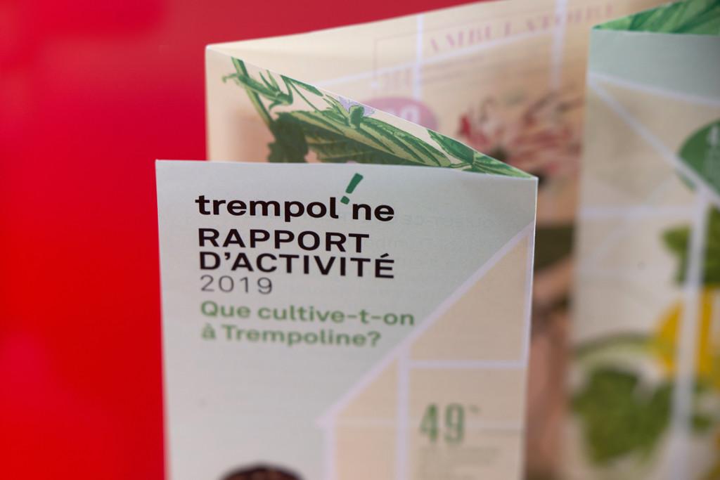 Trempoline — Rapport d'activité 2019